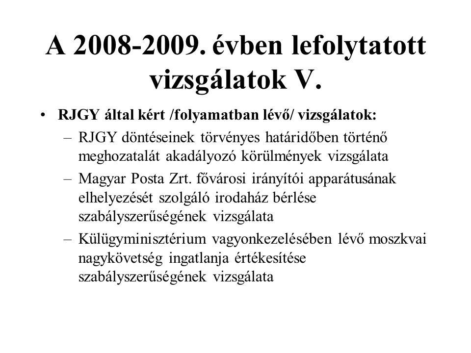 Az Ellenőrző Bizottság tagjai Elnök: Dr.Borbély Attila (ÁSZ) Tagok: Dr.