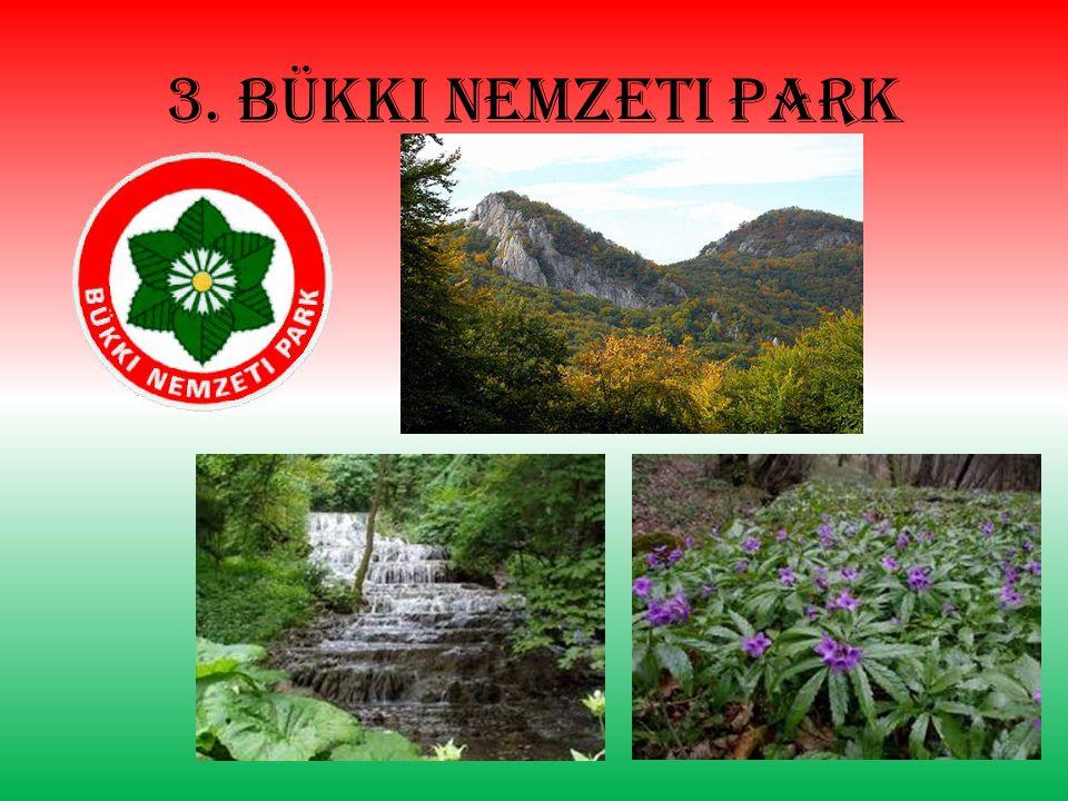 3. Bükki nemzeti park