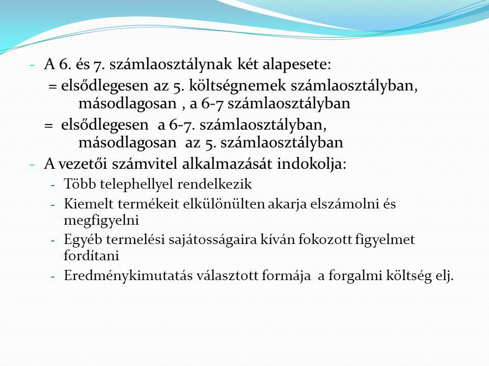 2.A vezetői számvitel alapdokumentumai 1.