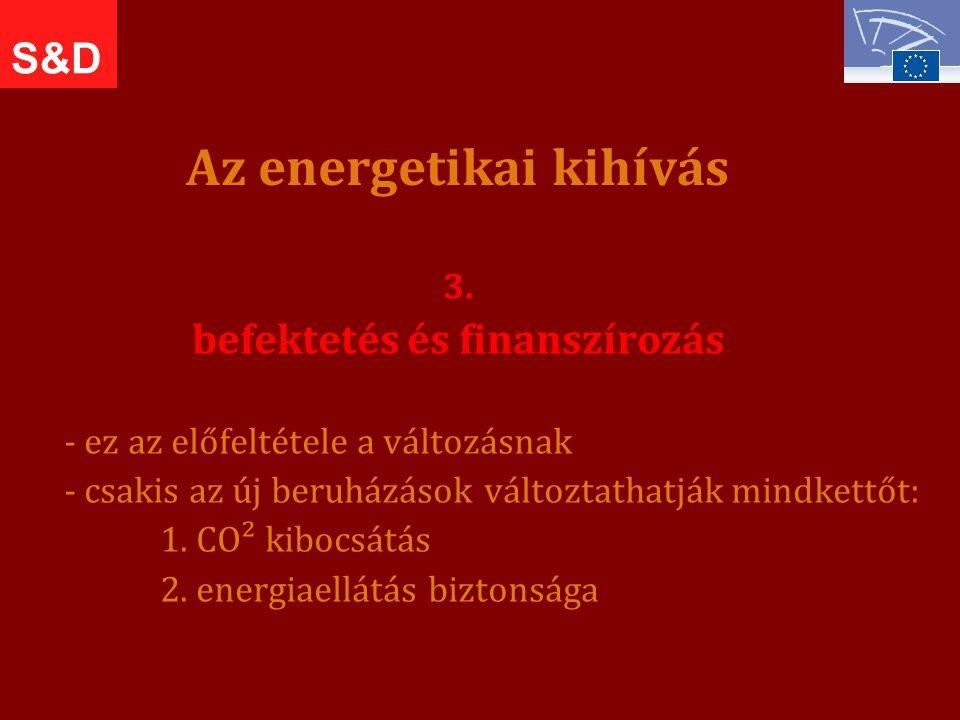 Az energetikai kihívás 3.