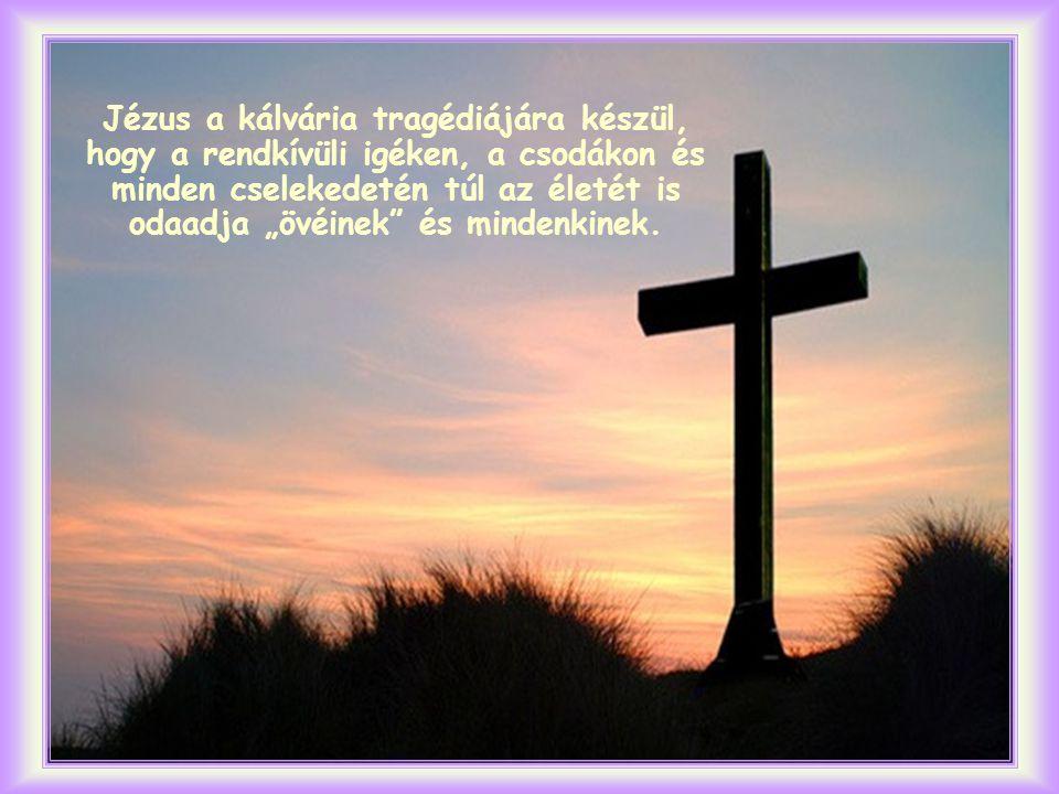 Talán nem világlik ki ebből Krisztus életstílusa, az, ahogyan ő szeret.