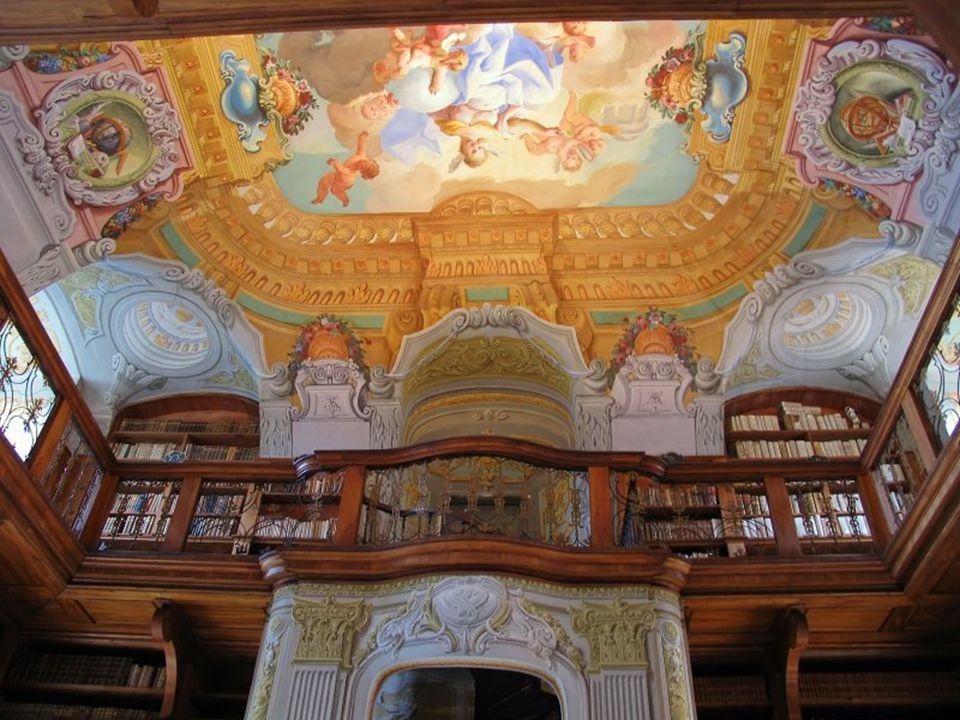 A Melki apátság Európa legnagyobb bencés kolostora a pazar barokk építészet megtestesítője.