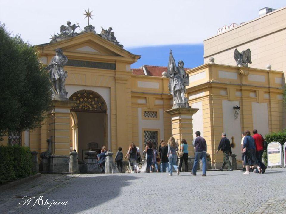 Az apátság alapítása II.Leopold (1075 – 1095 ) Ausztria egykori uralkodójának érdeme.