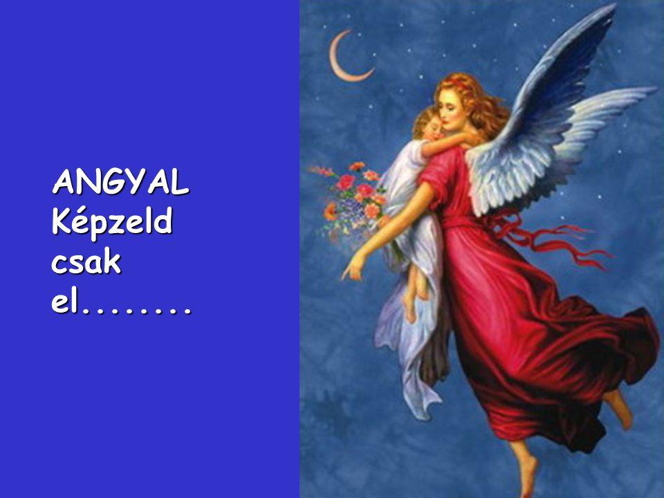 Vigyázzanak rád az angyalok! MA, HOLNAP, MINDÖRÖKKÉ!!!