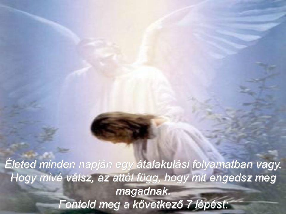Ahogy engem elküldtél a világba, én is elküldtem őket a világba (János 17:18) Töltsd be a küldetésed