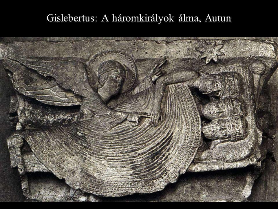Gislebertus: A háromkirályok álma, Autun