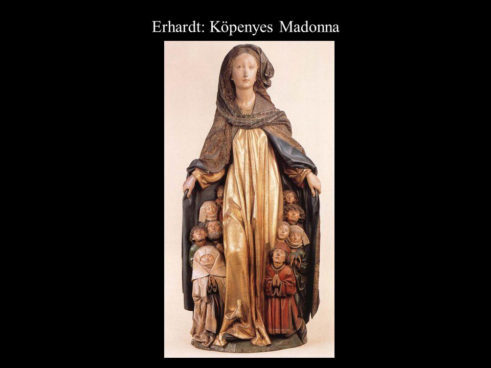 Erhardt: Köpenyes Madonna