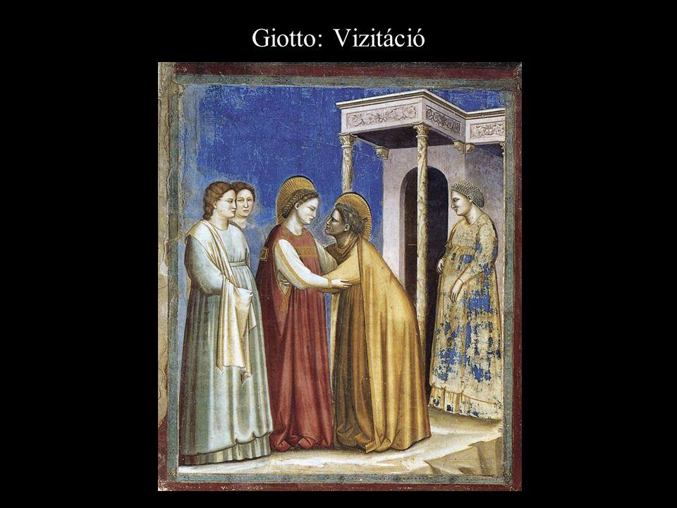Giotto: Vizitáció