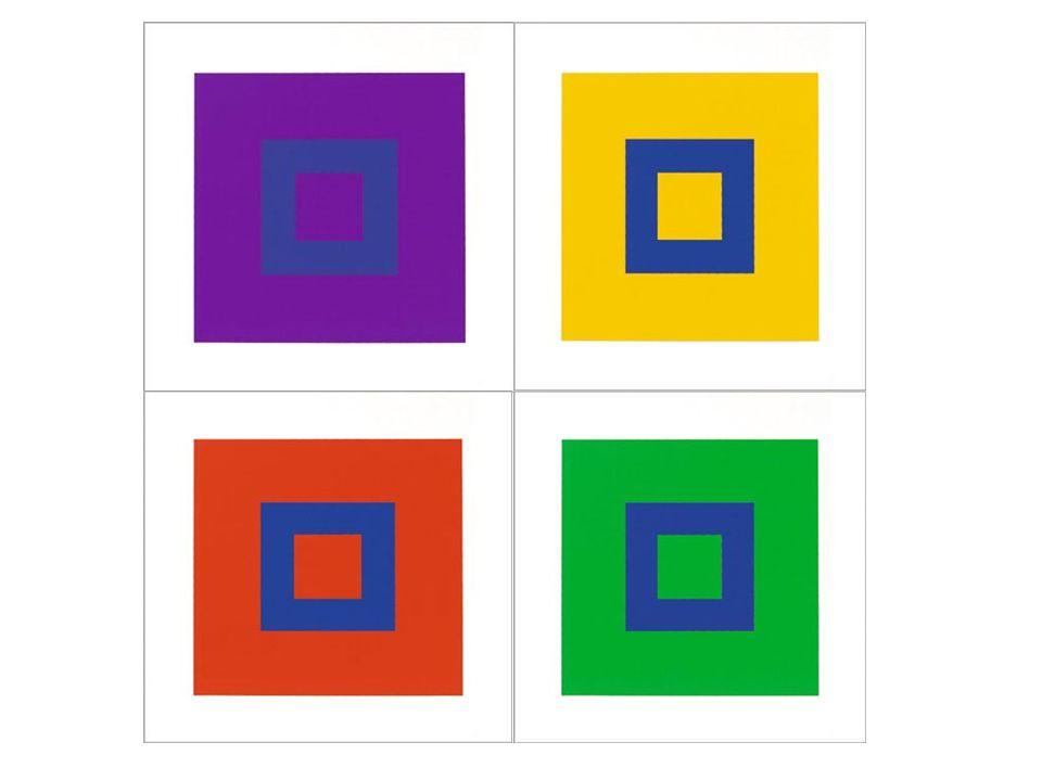 """Ajánlott irodalom: Johannes Itten: A színek művészete Bauhaus előkészítő tanfolyamát vezette """"ösztön és módszer"""" A ritmus megtalálása Kontrasz-, forma"""