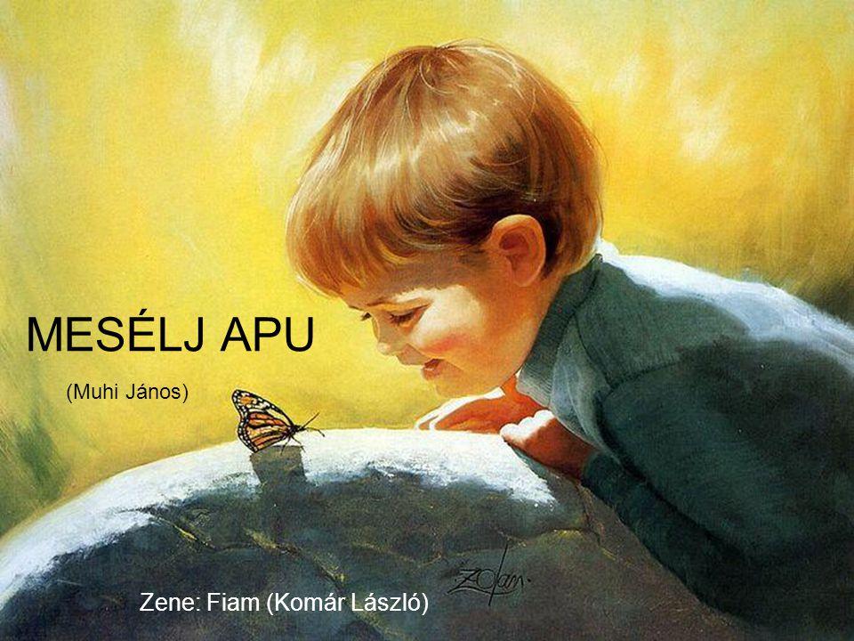 MESÉLJ APU (Muhi János) Zene: Fiam (Komár László)