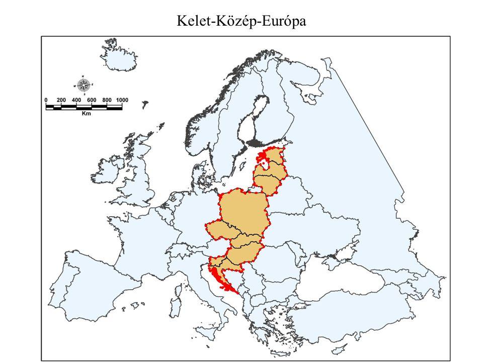Kelet-Közép-Európa
