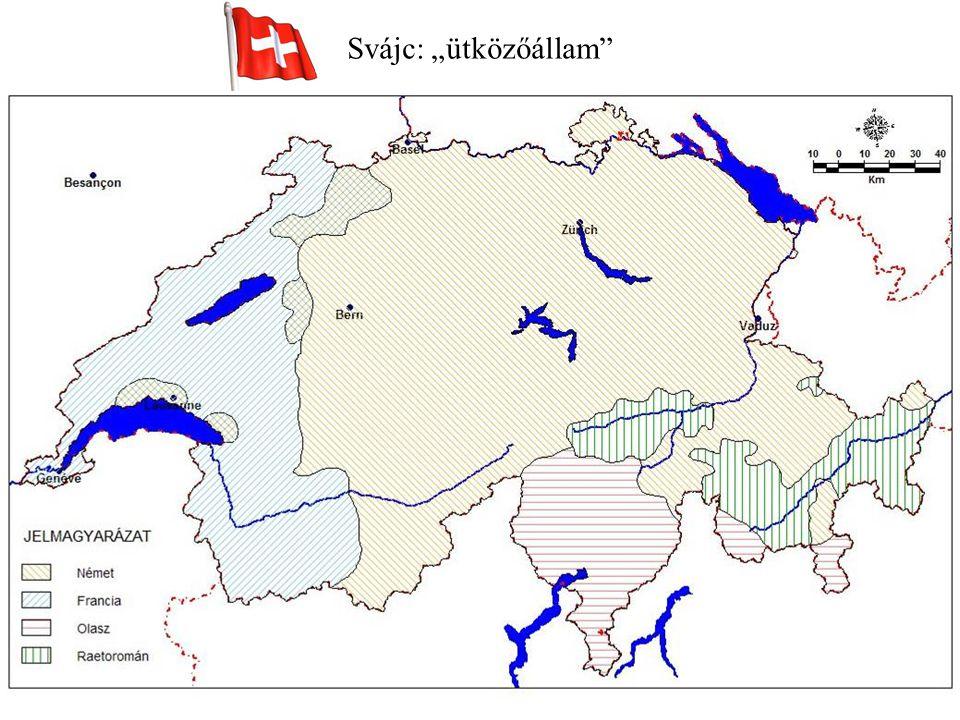 """Svájc: """"ütközőállam"""""""