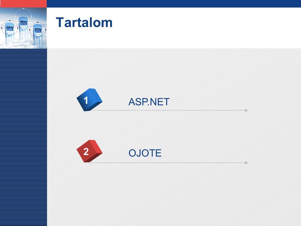 LOGO Tartalom ASP.NET 1 OJOTE 2