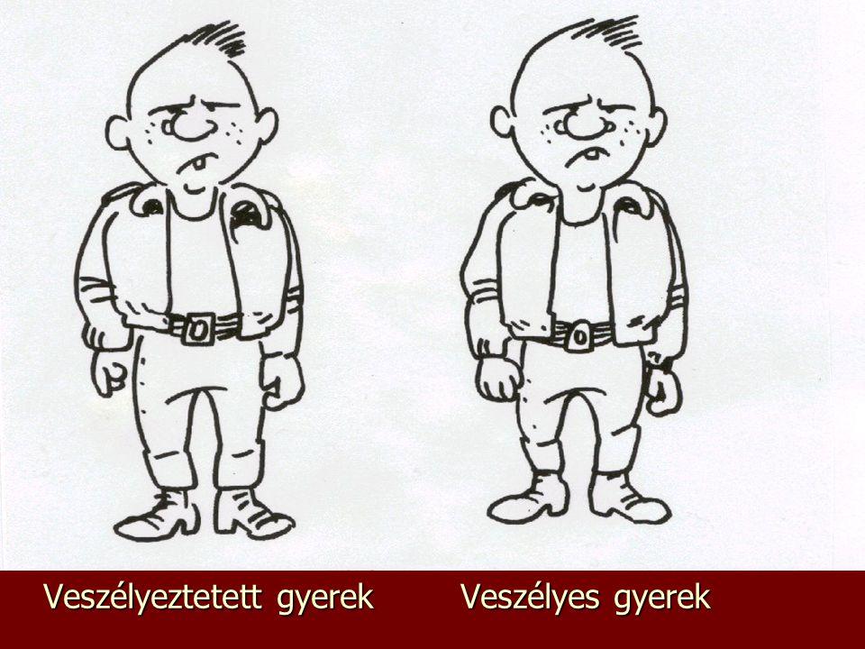 Veszélyeztetett gyerek Veszélyes gyerek Veszélyeztetett gyerek Veszélyes gyerek
