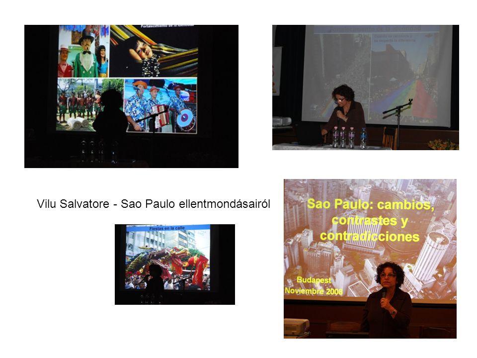 Vilu Salvatore - Sao Paulo ellentmondásairól