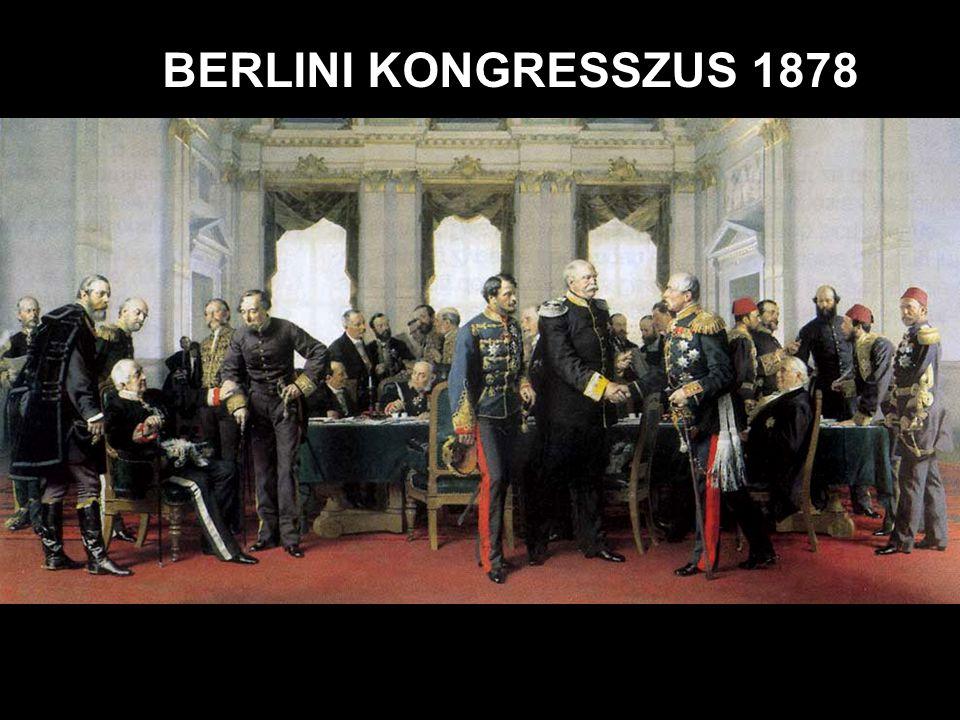 BERLINI KONGRESSZUS 1878