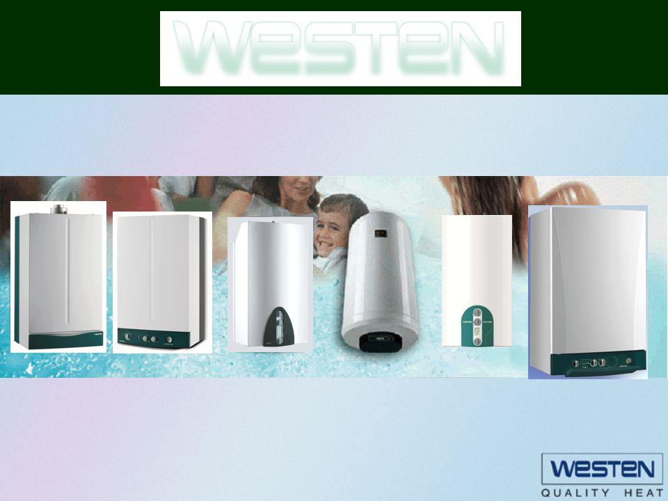 Jelenlegi ultra kompakt készülék A forradalmian új 45°-os füstcső kivezetése (hajlattal együtt) is CSAK 77 cm (többi készüléké 89-94 cm) A hidraulikus bekötések a készülék teljes magasságán belül helyezkednek el.