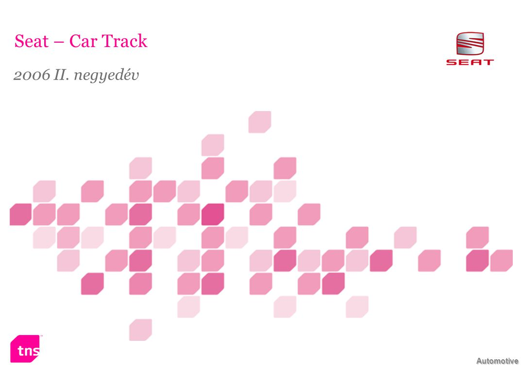Automotive Seat – Car Track 2006 II. negyedév