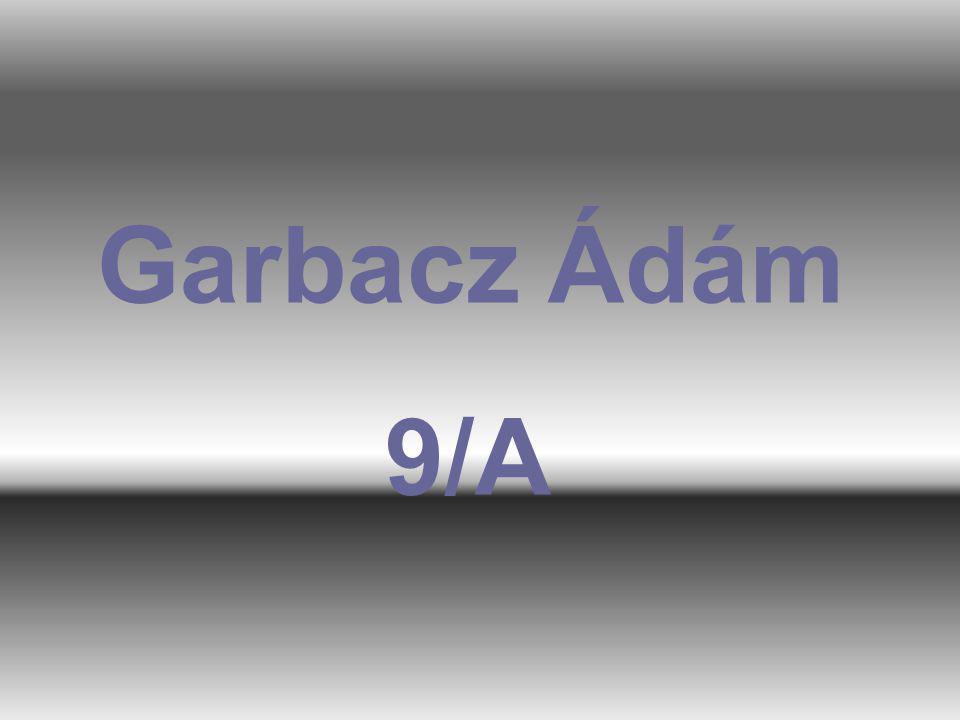 Garbacz Ádám 9/A