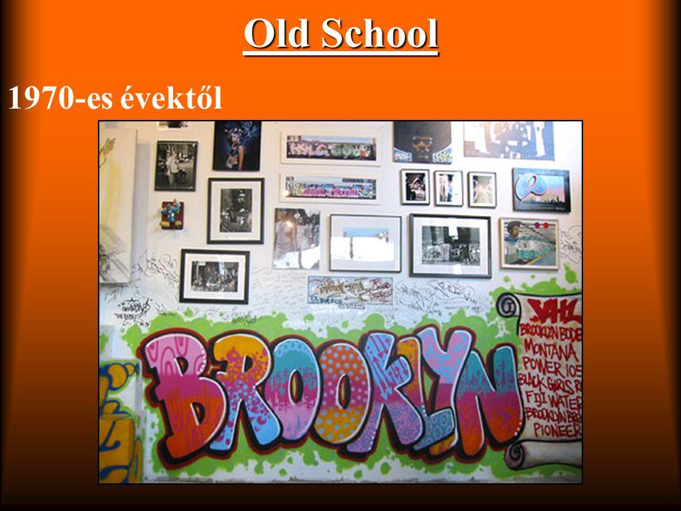 New School 1984-es évektől