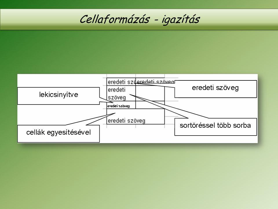 Oszlopdiagram A diagram típusának kiválasztása
