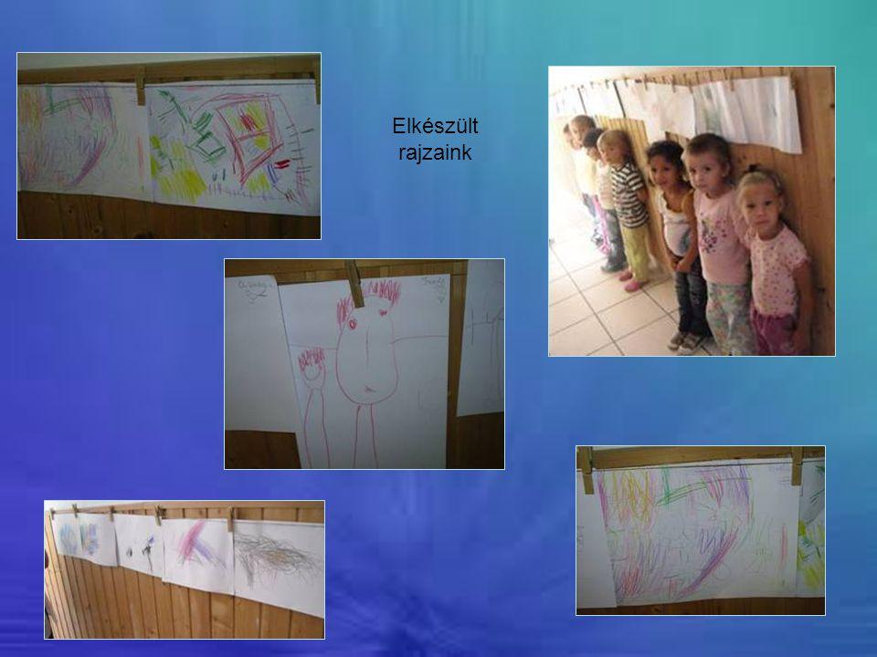 Elkészült rajzaink
