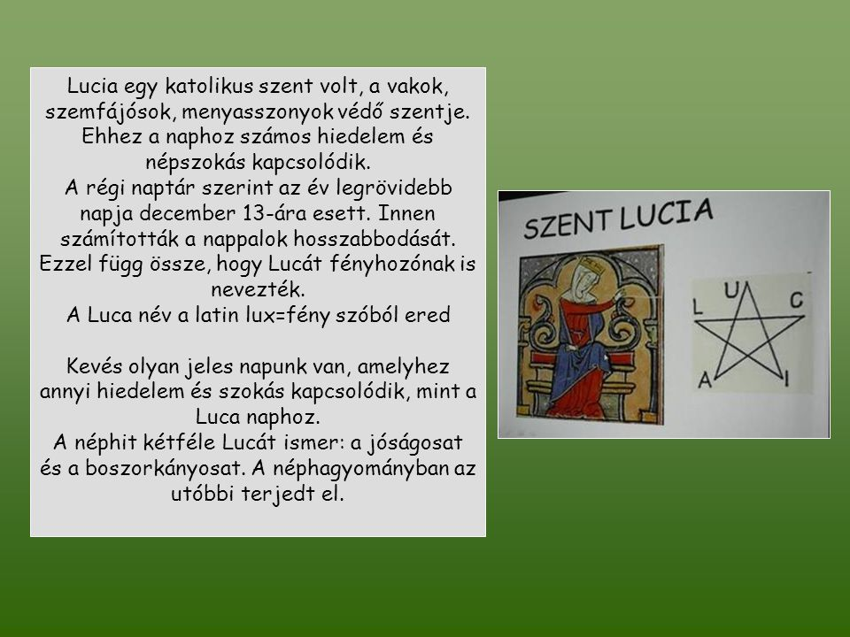 Téma-10 Luca pogácsa sütése