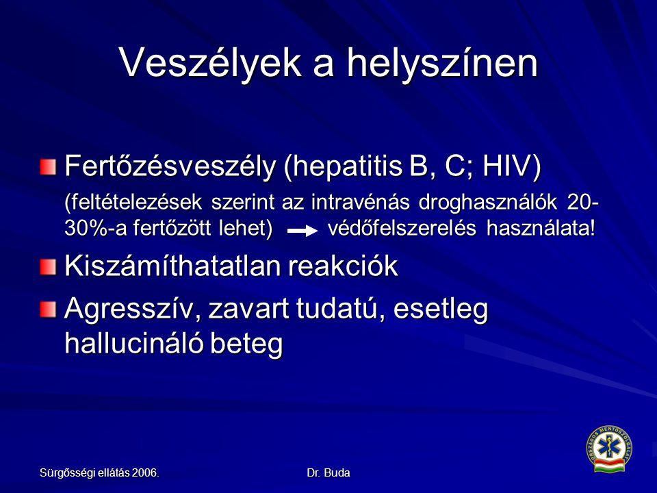 Sürgősségi ellátás 2006.Dr.