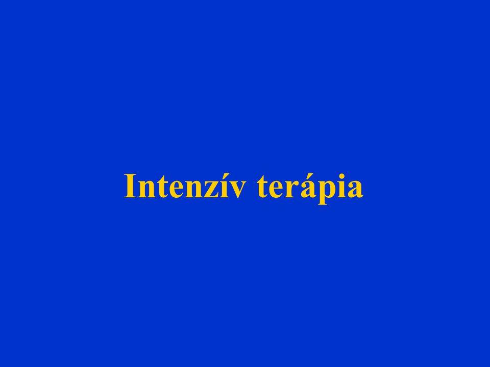Intenzív terápia