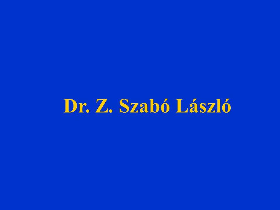 Dr. Z. Szabó László