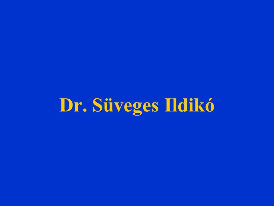 Dr. Süveges Ildikó