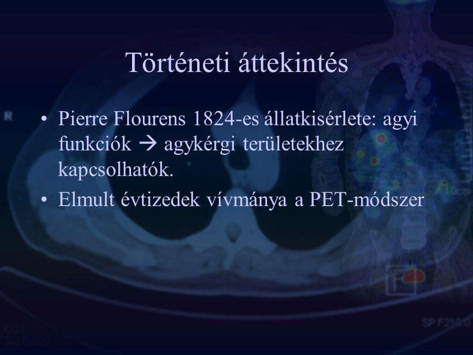 Történeti áttekintés Görög tudósok elmélete, első megközelítése az agy szerepének(Herofil és Eristrates) Reneszánsz:Doctrina Cellularis, 3 agykamra: a