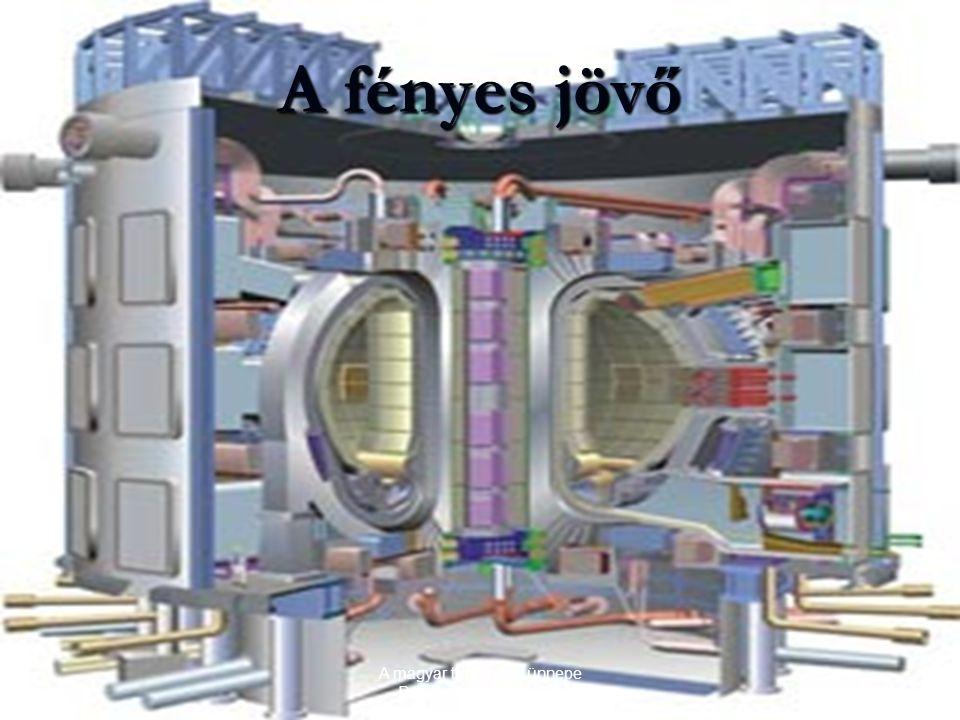 A fényes jövő A magyar tudomány ünnepe Debrecen 2009. 11. 04.