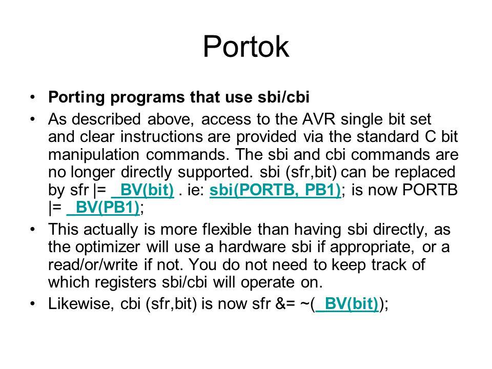 Mások programjai #include //Az I/O konyvtar #include //A kesleltetes-beallitas konyvtar #include lcd.h #include int main(void) //A foprogram kezdete { DDRA = 0xFF; //A PORT A kimenet, LCD PORTA = 0x00; //A PORT A (PA0-PA5) kimeneteit 0-ra allitjuk, a (PA6-PA7) - 1-re lcd4_init(); //Az LCD kijelzo inicializalasa (4 bit, 2 sor) //----------------------------------------------------------------------------------- int i,k,l; int s; //secundumok char sx[3]; //ez lesz a secundumok stringje // nyomógombokhoz kell E-port DDRE=0x00; PORTE=0xFF; //------------------------------------------------------------------------------- loop_until_bit_is_clear(PINE,4); //megakad a futas amig a 4.