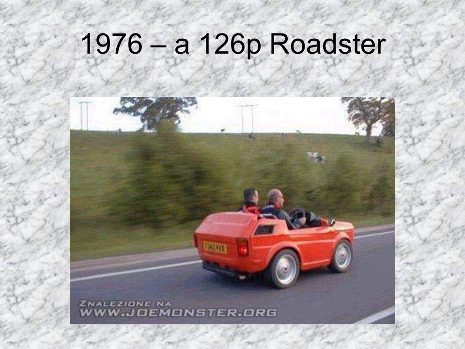 1976 – a 126p F1