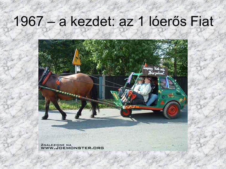 Polski Fiat 126p Avagy Béla a lengyel Fiat-gyárban.