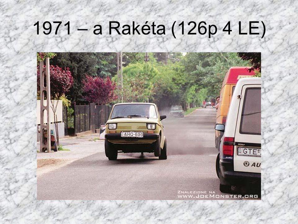 1971 – a Rakéta (126p 4 LE)