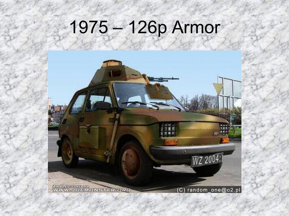 1975 – 126p Armor