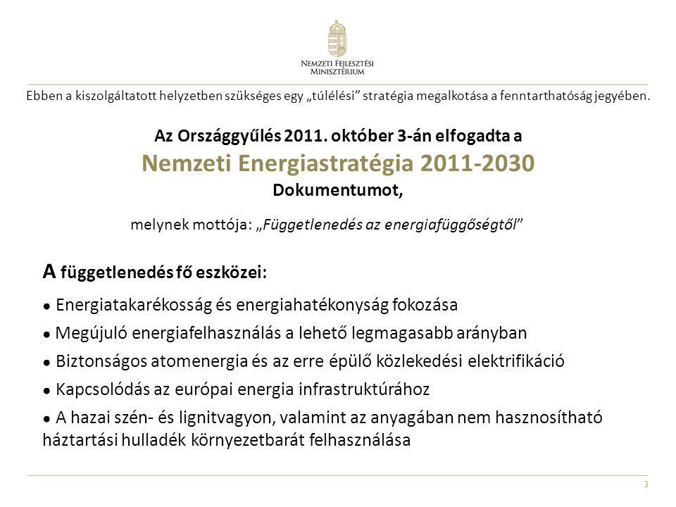 4 Európa 2020 stratégia A lisszaboni stratégia továbbfejlesztése Öt számszerűsített célkitűzés: 1.