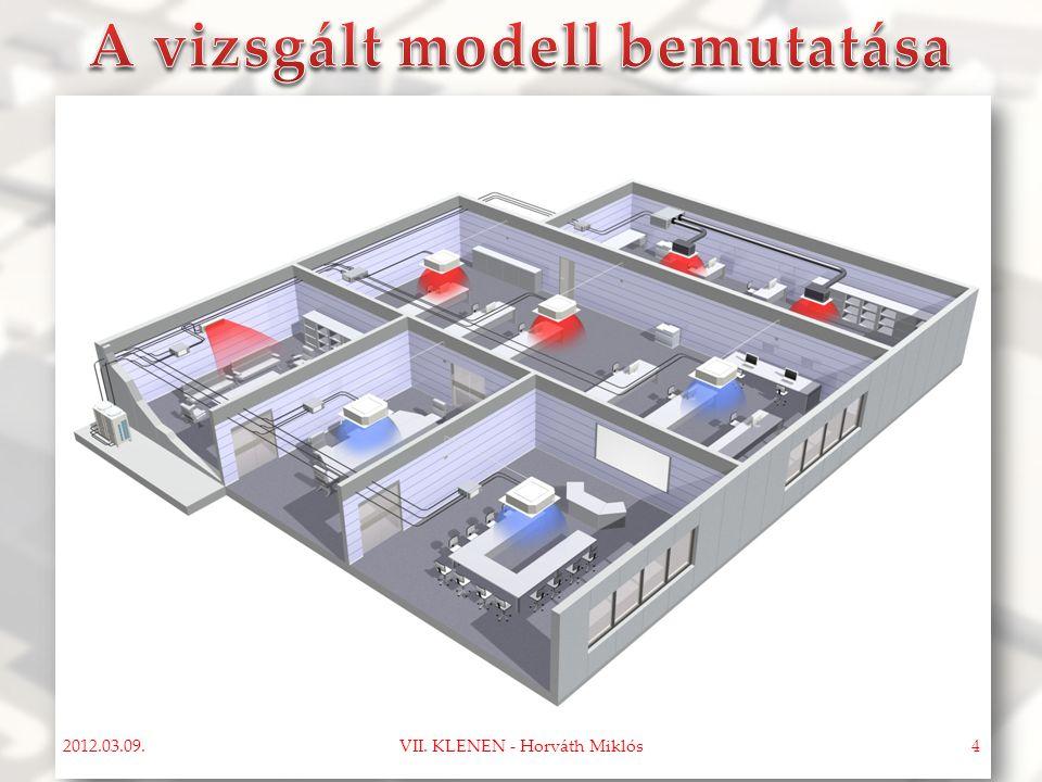  Fűtési és hűtési rendszer:  3 csöves VRF III rendszer  Optimális irodaházak, bankok, hotelek esetén  Egy kültéri egységhez több beltéri egység cs
