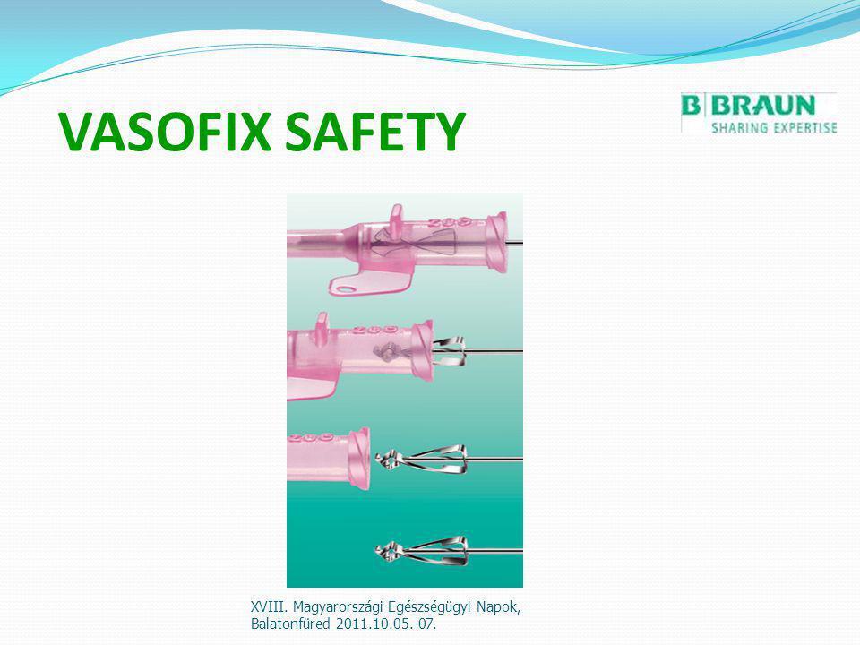 VASOFIX SAFETY XVIII. Magyarországi Egészségügyi Napok, Balatonfüred 2011.10.05.-07.