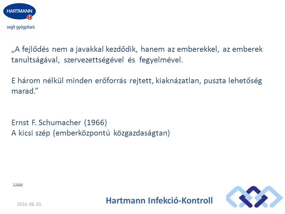 MEGOLDÁS: 2014. 08. 03. Hartmann Infekció-Kontroll
