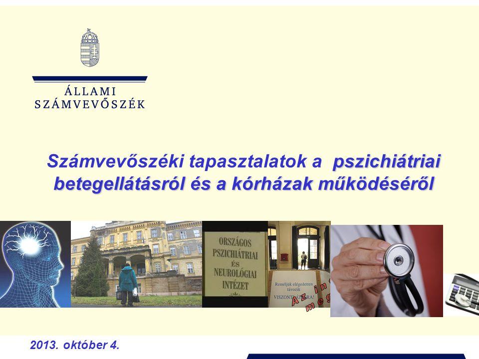 2 Az Állami Számvevőszék stratégiája Küldetés: A közpénzügyek, a közvagyonnal való gazdálkodás átláthatóságának elősegítése.