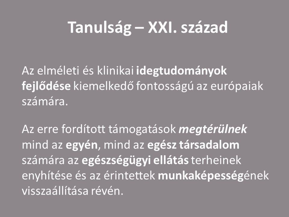 Tanulság – XXI.