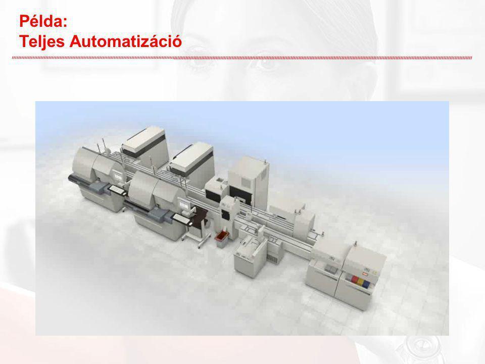 Példa: Teljes Automatizáció