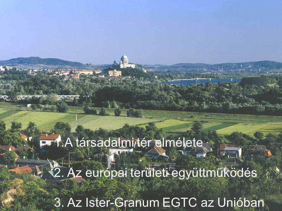 Az Ister-Granum EGTC Budapest, 2009. május 22.