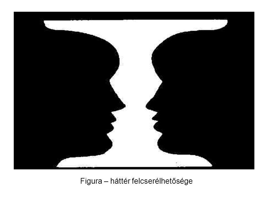 Figura – háttér felcserélhetősége
