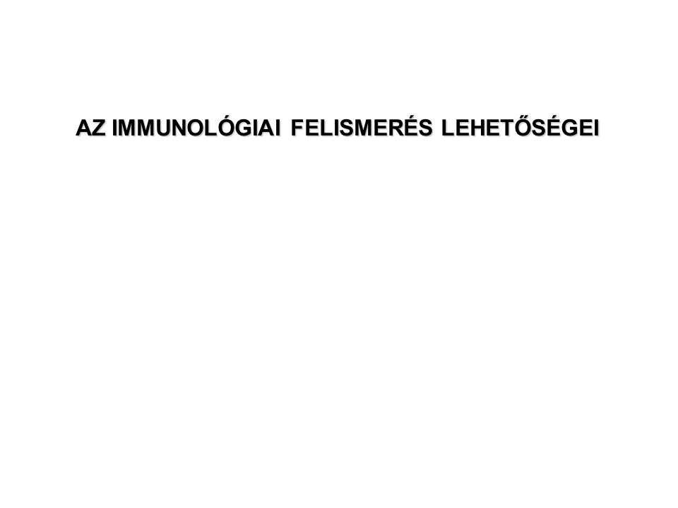 BCR (mIg) Ig (ellenanyag A B sejtek natív antigént ismernek fel.