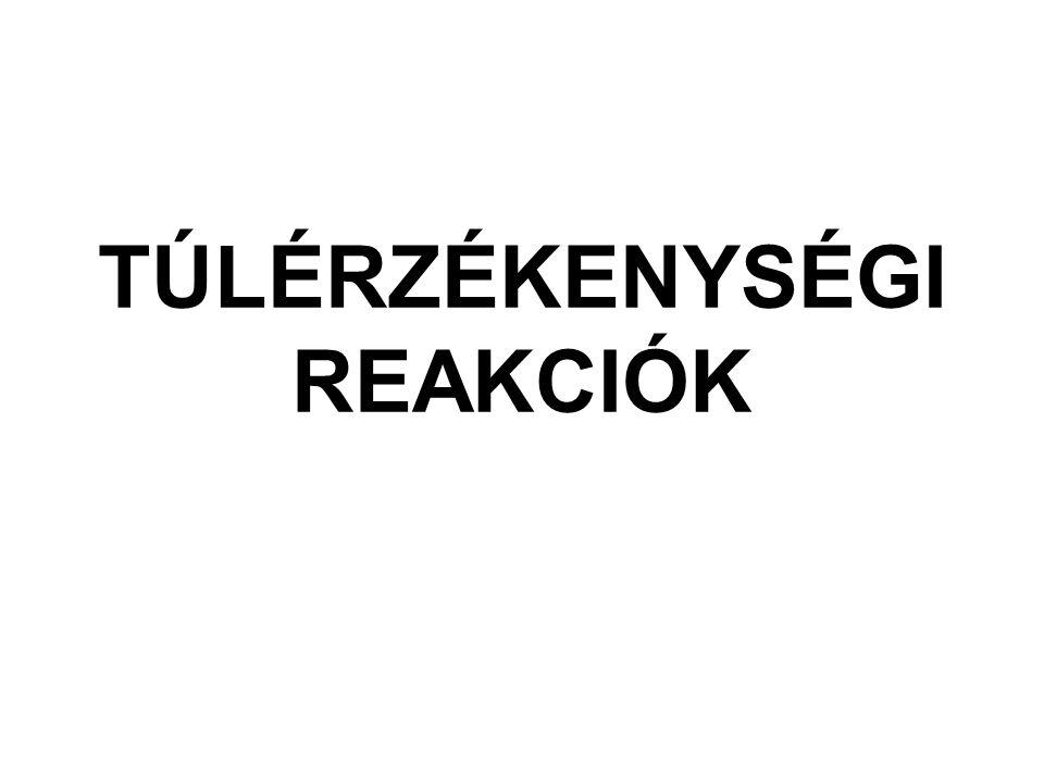 A GYÓGYSZER ÉRZÉKENYSÉG KIALAKULÁSÁNAK MECHANIZMUSA II.