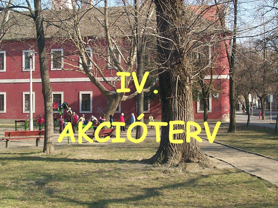 IV. AKCIÓTERV